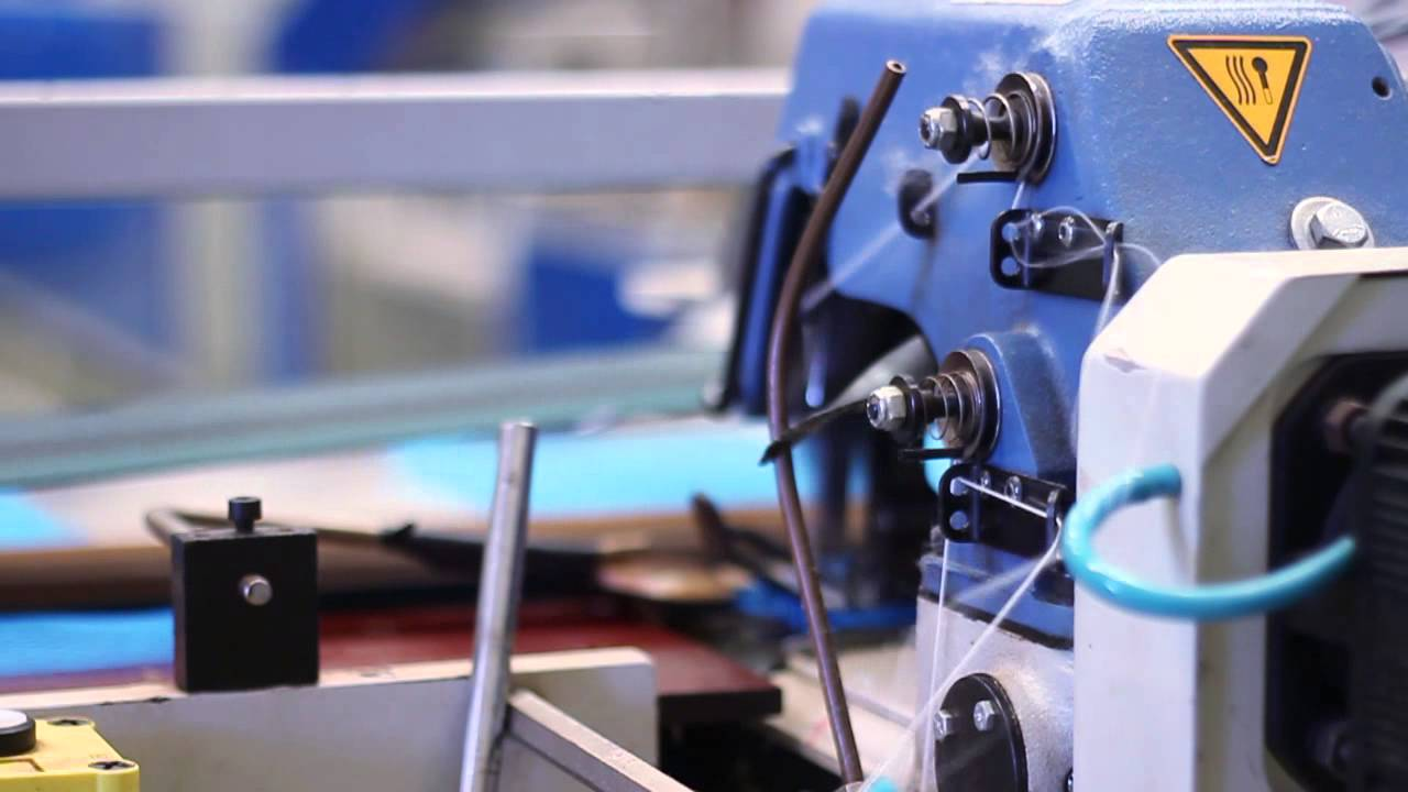 proceso de fabricación de egalsa