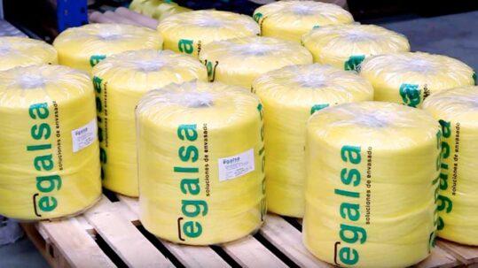 sacos de malla de Egalsa